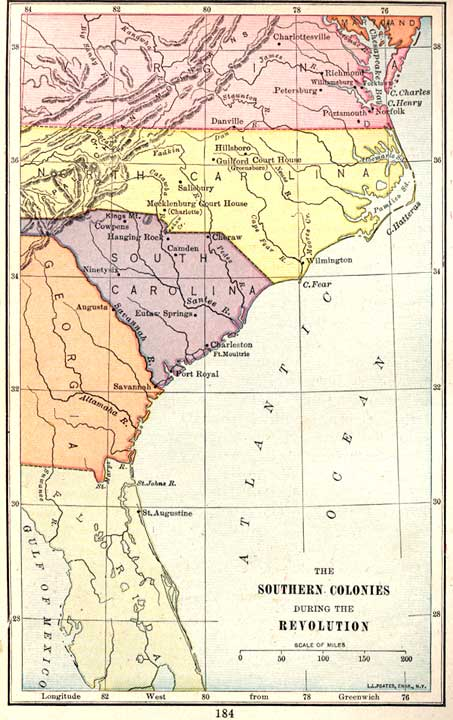 Gallery For Gt Southern Colonies Resources